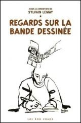 Couverture de Regards sur la bande dessinée